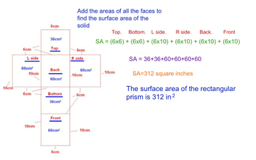 Topic 14-3 Surface Area