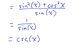 trig identities example 6