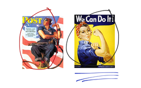 The Real Rosie The Riveter
