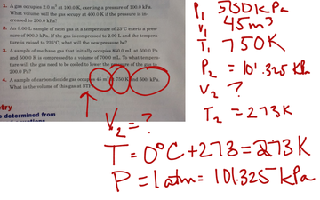 Practice Problems 10-3 P 449