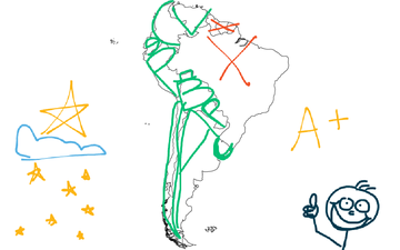 Spanish Speaking Countries Lessons Tes Teach - South america capital song