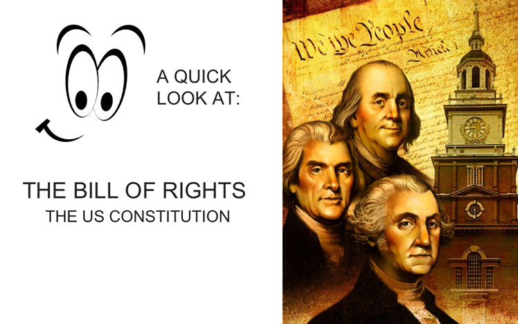 The bill of rights essay